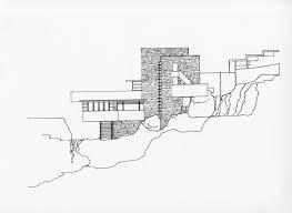 home design fallingwater house frank lloyd wright mill run