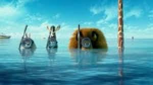 madagascar 3 europe u0027s wanted snorkeling clip shakefire