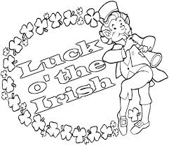 117 best coloring st patrick u0027s day images on pinterest coloring