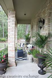 Front Porch Patio Ideas Front Porch Refresh And Fluff