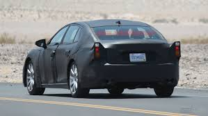 lexus sedan 2016 next generation lexus ls prototype spotted during desert testing