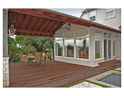 covered patio addition for off the garage patios pinterest