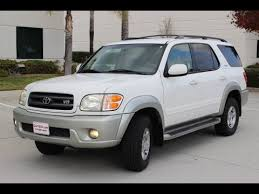 2002 toyota sequoia limited for sale for sale 2002 toyota sequoia sr5 2wd 4dr suv
