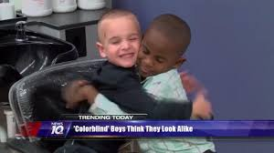 cnn haircuts colorblind boys think they are twins plan to trick teacher with