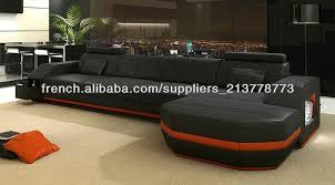 canap voiture 2014 grand canapé véritable voiture de cuir a été faite de cadre en