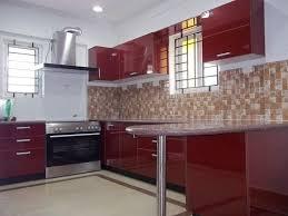 Cabinet Design For Kitchen 14 Best U Shaped Modular Kitchen Bangalore Images On Pinterest