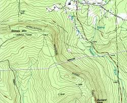 New York Appalachian Trail Map by Mapping The National Parks