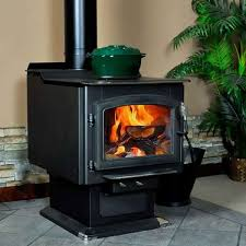 wood cook stove black cubic ventless tabletop bio ethanol