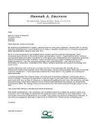 cover letter for medical sales leading retail cover letter