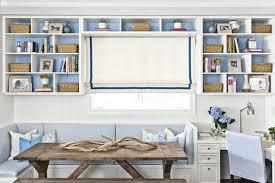 beach bookshelf styling caron u0027s beach house