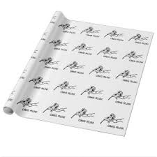 meme wrapping paper bye wrapping paper zazzle