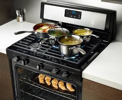 Oven Cooktop Combo Kitchen Best Freestanding Double Oven Gas Range Cooker From Bosch
