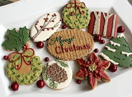 country christmas cookies cookies pinterest christmas