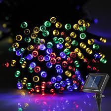 Outdoor Fairy Lights Solar by Aliexpress Com Buy Waterproof Led String Lights Solar Led Light