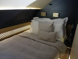Airplane Bed My 23 000 Flight On The Etihad Residence U0026 Apartment For 104