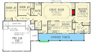 split ranch floor plans split bedroom ranch is fully accessible 3863ja architectural