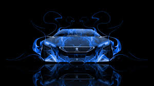 onyx peugeot peugeot onyx front fire abstract car 2014 el tony