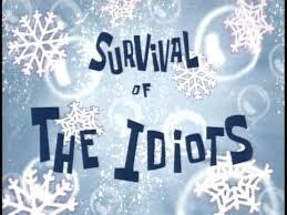 survival of the idiots transcript encyclopedia spongebobia