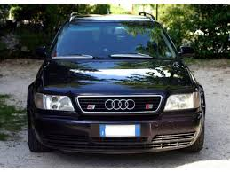 audi s6 turbo used audi s6 cars italy