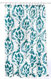 Teal Ruffle Shower Curtain by Curtains Walmart Shower Curtains Sets Bohemian Style Shower