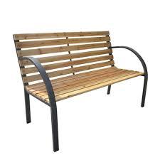 garden bench wood slats fir wood garden bench hardwood outdoor