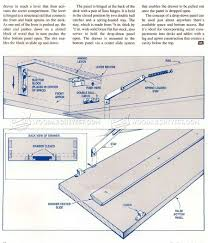 Woodworking Projects With Secret Compartments - 1439 secret compartment furniture furniture plans разное