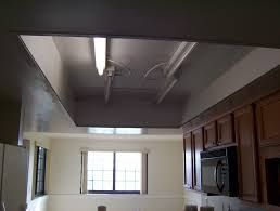 what to do with my old kitchen drop ceiling lighting kitchen remodel