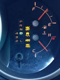 lexus vsc check engine light problem help vsc trac abs and skid pic lights on toyota 4runner forum