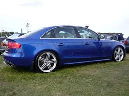 vwvortex com audi exclusive sighting new s4 sedan in sepang blue