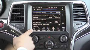 how to connect phone to jeep grand 2014 jeep grand srt infotainment review 2014 uconnect