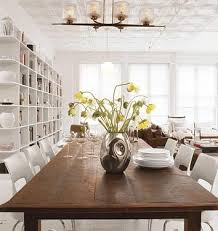 Modern Rustic Dining Room Table Awesome Rustic Chic Dining Room Tables White Rustic Dining Table
