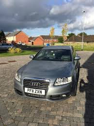 used 2011 audi a6 avant tdi s line special edition for sale in