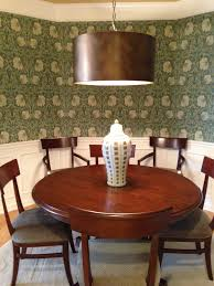 Craftsman Style Dining Room Furniture by Dining Room William Morris Pimpernel 1 Wallpaper Client Cc