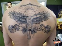 gombal tattoo designs angel back tattoos designs pictures gallery