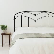 wall decals that look like headboards color the walls of your house wall decals that look like headboards iron headboard wall sticker by sirface graphics on notonthehighstreet