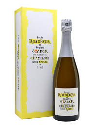 louis roederer brut nature 2009 champagne philippe starck the