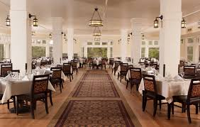 lake yellowstone hotel dining room yellowstone national park