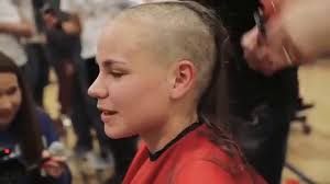 very beautiful headshave girls head shave most beautiful girl shaving her head ep 43 best