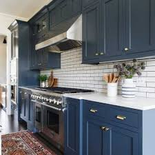 blue kitchen cabinets with granite countertops our 8 favorite blue cabinet colors builders surplus