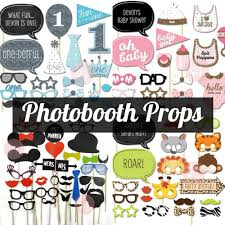 Wedding Photo Booth Props Qoo10 Party Wedding Photobooth Props Bunting Flag Sign Birthday