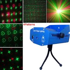 mini laser stage lighting holographic laser star projector mini rg projector holographic laser star stage 7865777 ibay