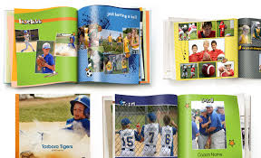 sports photo books team photo albums shutterfly