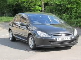 black peugeot for sale used peugeot 307 2005 petrol black with for sale autopazar