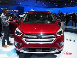 2017 ford escape features a wealth of technology enhancements