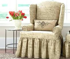 sure fit slipcovers wing chair sure fit slipcovers where to buy slipcovers for chairs sure fit pen