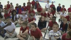 Gray Davis Nan Gray Davis Elementary On Kidcam Youtube