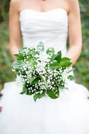 baby s breath bouquet these 10 bridal bouquets are filled with style and baby s breath