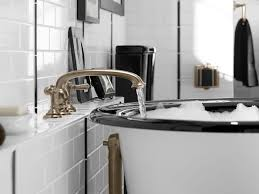 how to install a kohler kitchen faucet installation bathtub faucets guide kohler