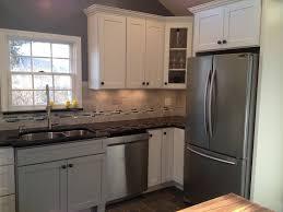 kitchen cabinets new york shaker gray cabinets new york kitchen remodel