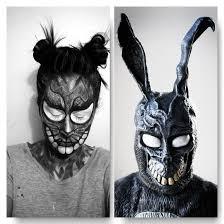 rabbit mask halloween resultado de imagem para donnie darko frank diy pinterest